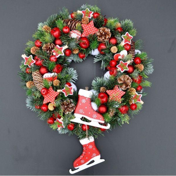 Wianek Świąteczny Nr 344