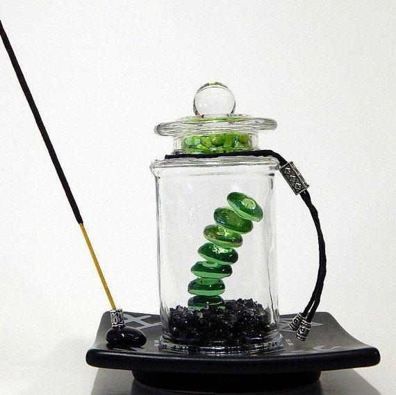 incense holder incense burner feng shui by MadeWithAltitude