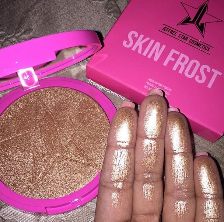 Jeffree Star Skin Frost in King Tut