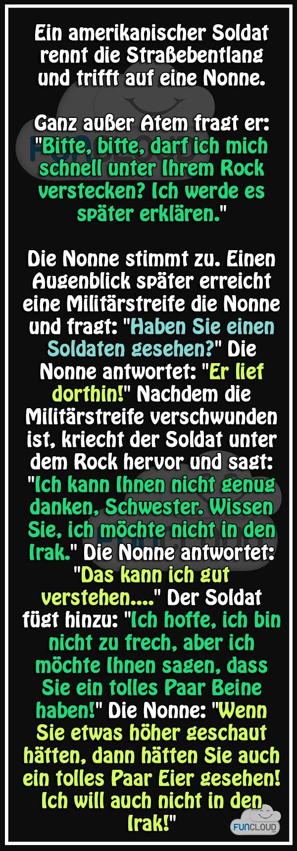 Nicht in den Irak
