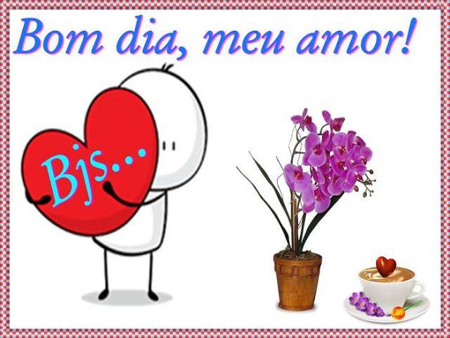 Cartoes Postais De Bom Dia Meu Amor Em 2020 Cartoes Postais