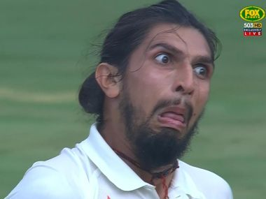 India vs Australia: Watch Ishant Sharma and Steve Smith make funny ...