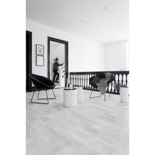 Dalle PVC clipsable Gerflor Senso Lock Plus 55 Gotha Clear BRICOFLOR