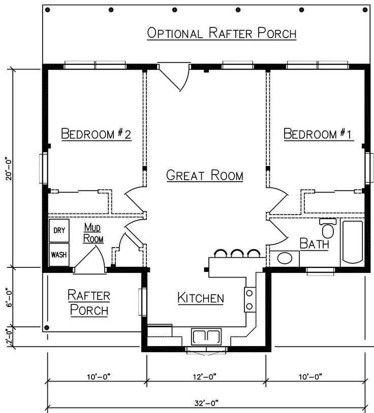 Ward Cedar Log Homes   Cedar Log Home Floor Plans - Ward Cedar Log Homes