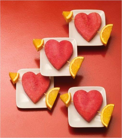 Valentines day food ideas