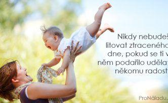 Myšlenka dne   ProNáladu.cz