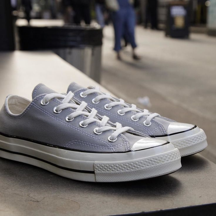 Things are winding down on Dray Walk. Here is a pair of Chuck Taylor 70's! Remember we're open 24/7 online at numbersixlondon.com! #converse #chucks #chucktaylors #allstars #trainers #sneakers @converse Shop now at http://ift.tt/OiDadF