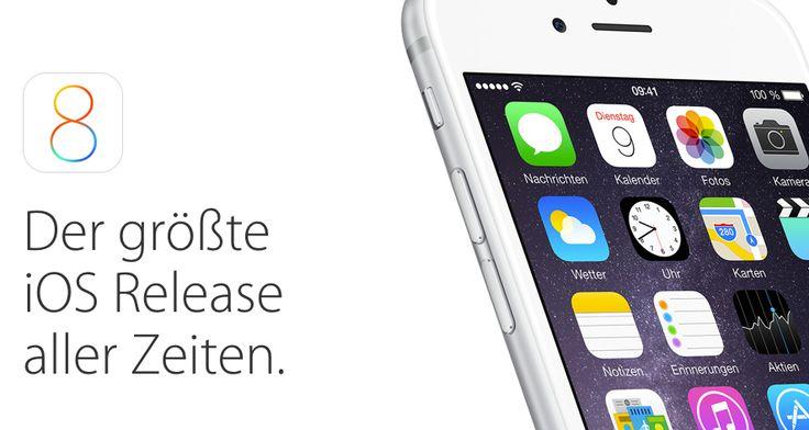 Apple iOS 8.1.3: Neues Minor-Update in Arbeit - https://apfeleimer.de/2014/12/apple-ios-8-1-3-neues-minor-update-arbeit - Seit etwas mehr als einer Woche steht das Update auf iOS 8.1.2 nun als Download zur Verfügung, hinzu kommt, dass die Apple iOS 8.2 Beta bereits im Testlauf ist, also in nicht allzu ferner Zukunft veröffentlicht werden dürfte. Mit iOS 8.2 bringt Apple unter anderem Support für die Apple Watch, sod...