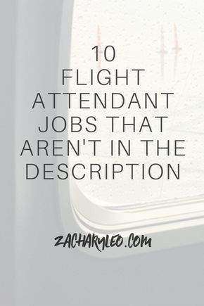 The 25+ best Flight attendant job description ideas on Pinterest - flight attendant job description