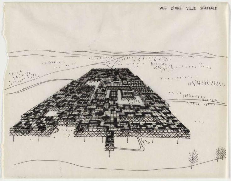 Yona Friedman: A Visionary Architect Turns 90 - Architizer