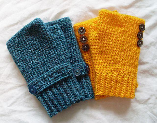 257 Best Fingerless Gloves Images On Pinterest Fingerless Gloves