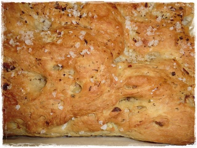 Foccatia - Italiensk brød