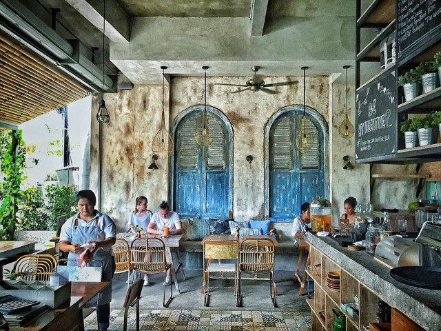 Canggu Cafes & Restaurants: Little Flinders