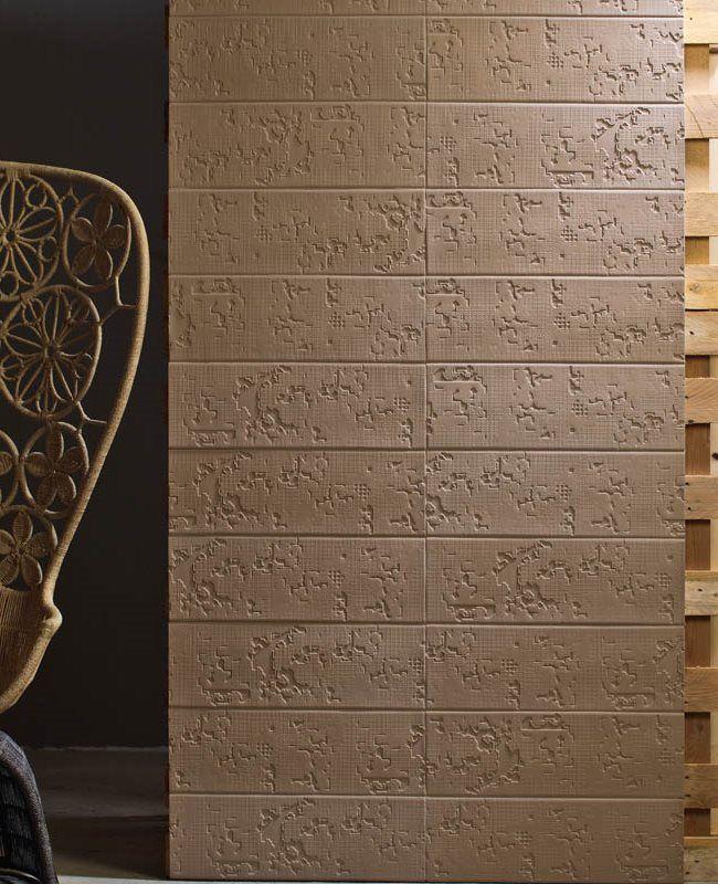 Bas relief tile, Mutina #tiles #mutina