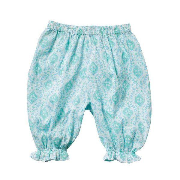 Girls Harem Pants - Mint Desi - Haveli Shop at www.angelfishdragonfly.com.au
