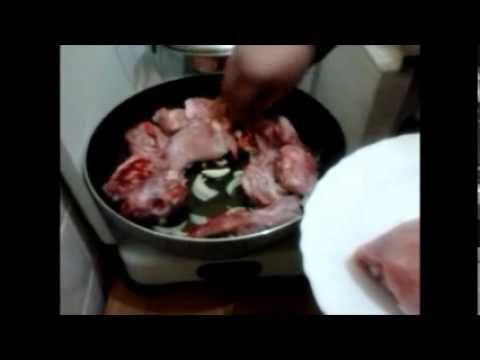 Coniglio in rosa - Ricette della Nonna - YouTube