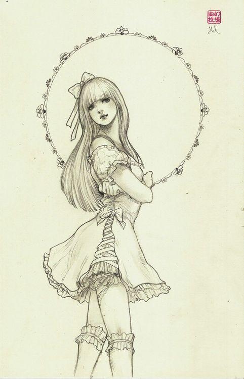 AFA - art for adults - yasahime: drawins