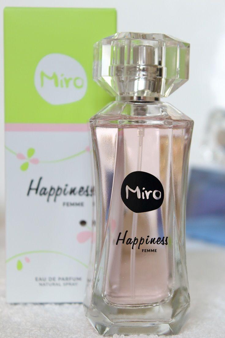 Miro Parfum – Tolle Düfte für kleines Geld - Miro Happiness
