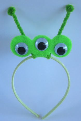 alien headband - Google Search