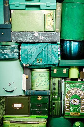 Emerald, dé kleur van 2013