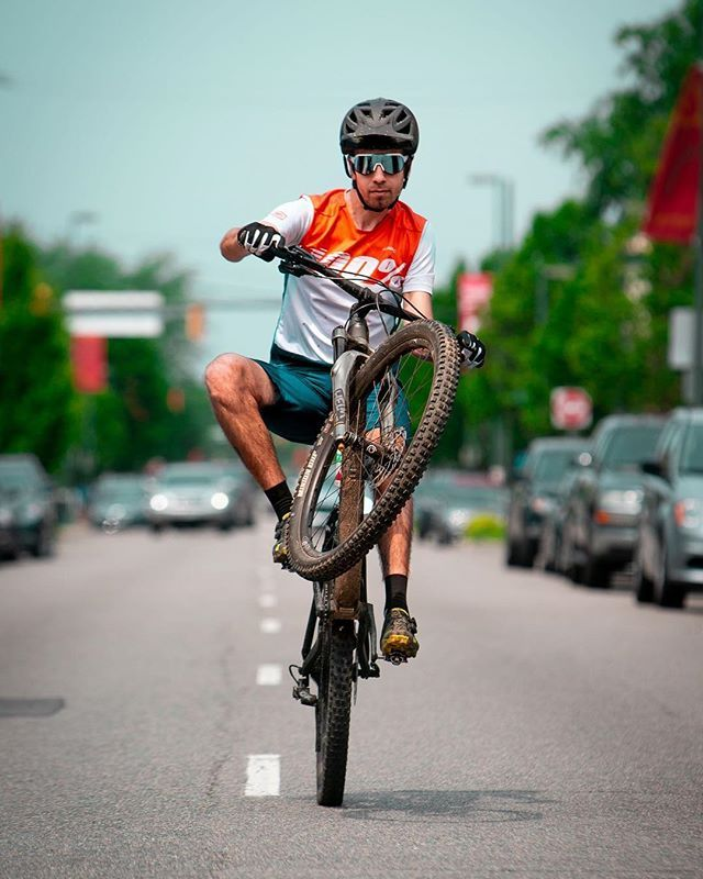 Wheelie Wednesday Cole Oberman Aboard His Trekbikes Fuel Ex 8