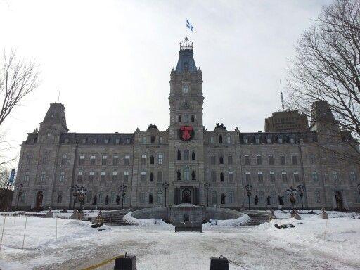 Quebec - Quebec City, PQ - February, 2013