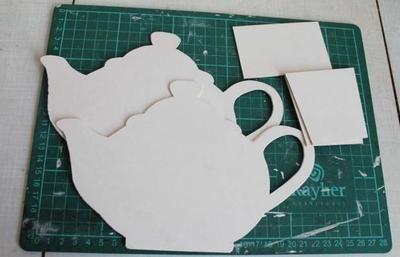 Чайник для чайных пакетиков или салфетница