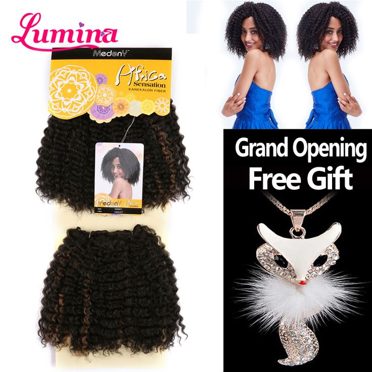 12 best synthetic hair extension images on pinterest hair weaves find more hair weaves information about synthetic weaving hair honey afro kinky curly wave 8 pmusecretfo Choice Image