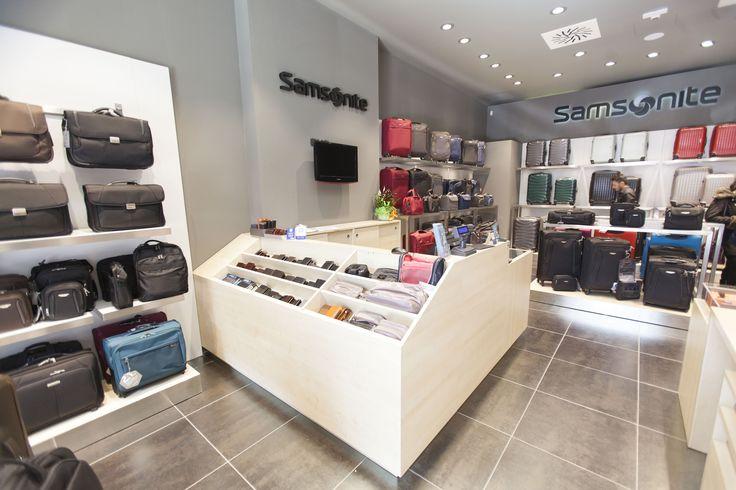 Samsonite Store #luggage