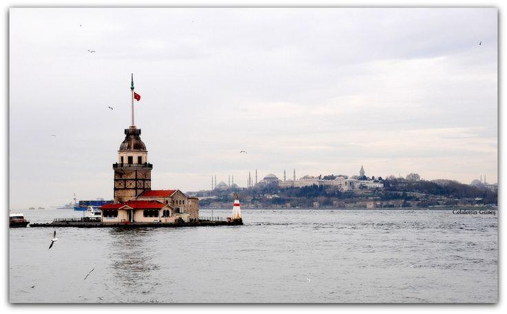 Istanbul by Celalettin Güneş on 500px