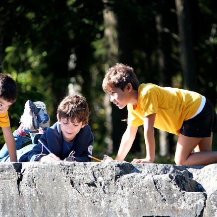 Point Pleasant Park is just a few minutes walk away, an easy field trip distance even for the youngest legs!
