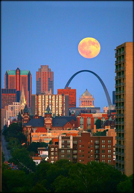 I just love this place ~ Vibrant, Pretty, Exciting, Original ~ City of St. Louis, Missouri