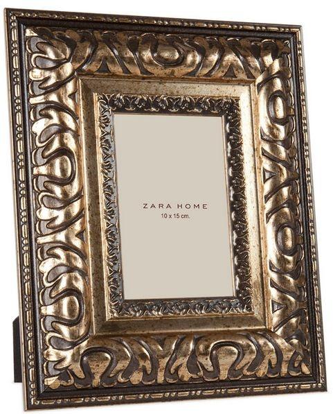Zara home frame homeware pinterest for Mirror zara home