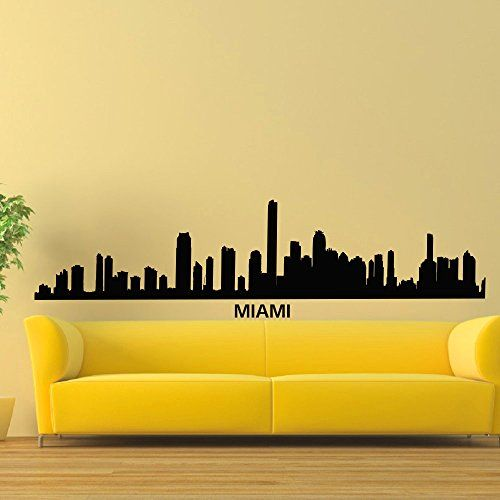 Best City Silhouette Design Images On Pinterest Silhouette - How to make vinyl decals for walls