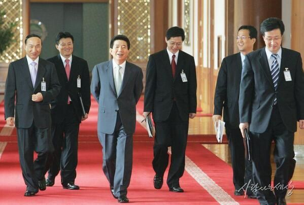 노무현 대통령 그리고 천호선, 김경수
