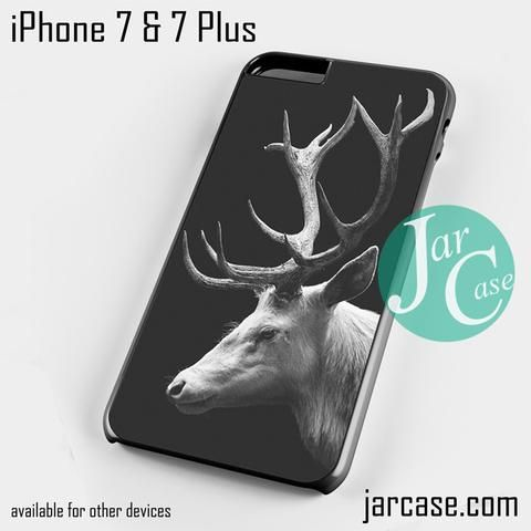 Vintage Deer Phone case for iPhone 7 and 7 Plus