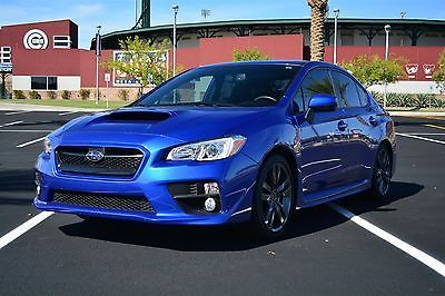 awesome 2016 Subaru WRX 4dr Sedan Man Premium - For Sale View more at http://shipperscentral.com/wp/product/2016-subaru-wrx-4dr-sedan-man-premium-for-sale-3/