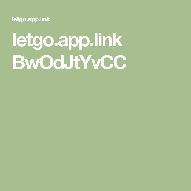 letgo.app.link BwOdJtYvCC