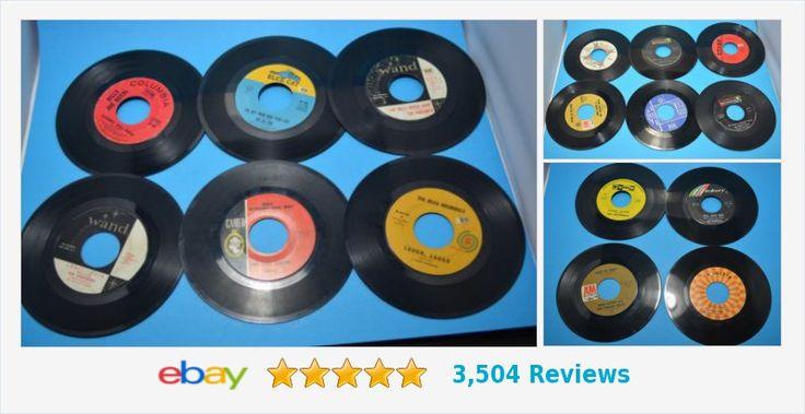 60's 45 Record LOT , Billy Joe Royal,Ad Libs,Kingsmen, Dee Dee Sharp ++ | eBay #1960