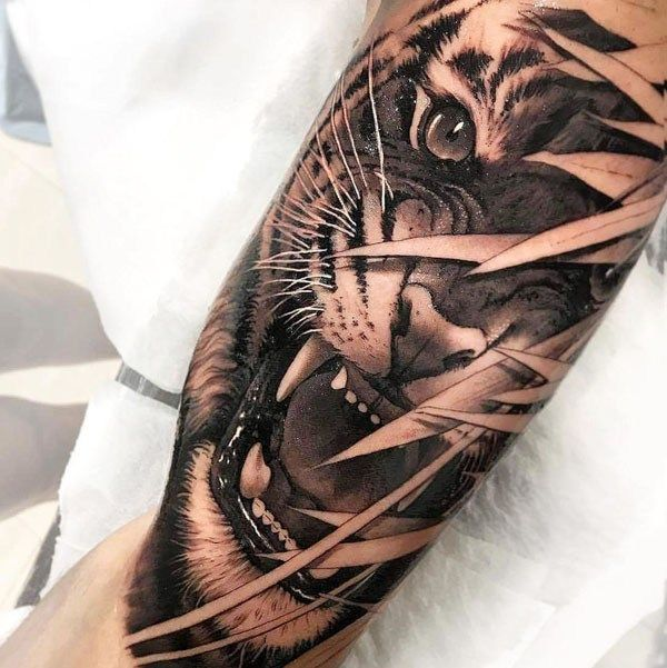 20 Awesome Examples Of Animal Tattoo Ideas Art Tattoo