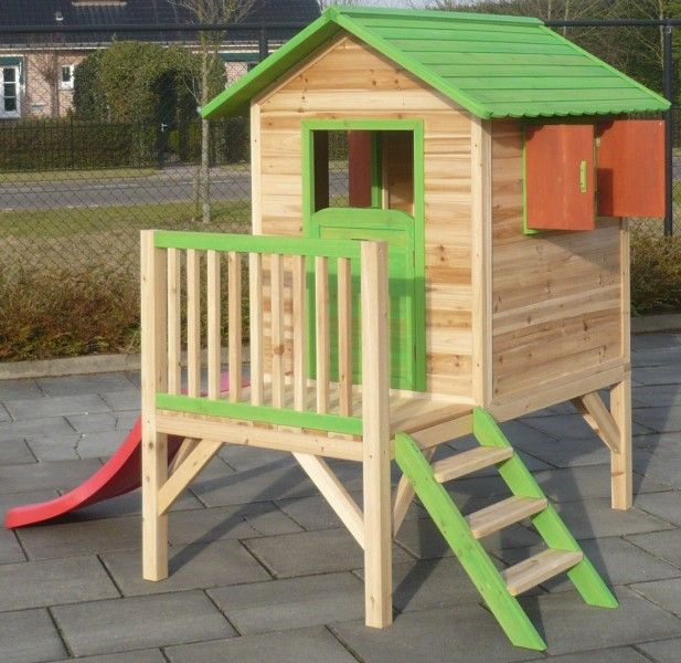 Best 25 outside playhouse ideas on pinterest kids for Cheap outdoor playhouses