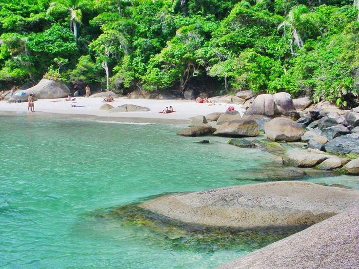 Trilha Ilha do Campeche
