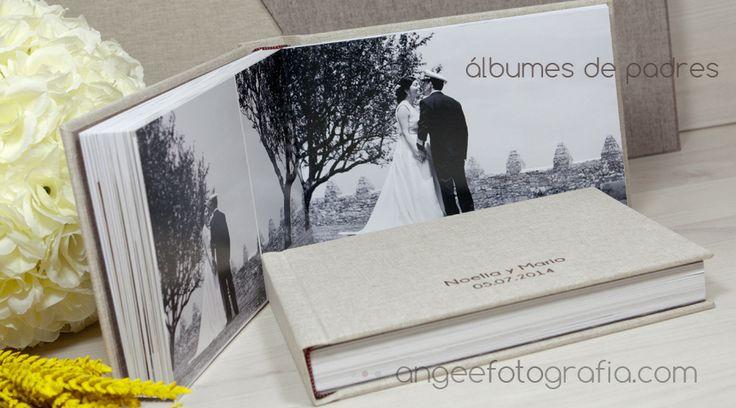 pack de álbumes de boda de padres #albumdepadres #bodas #weddingalbum #lino