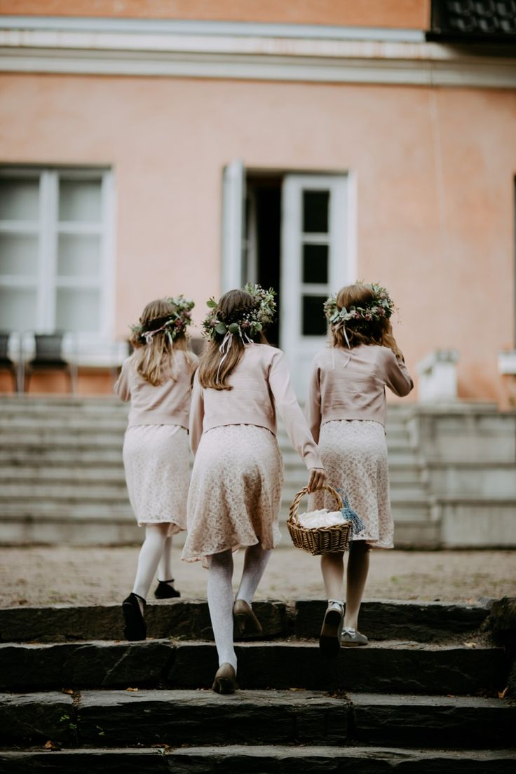 my flower girls | our wedding