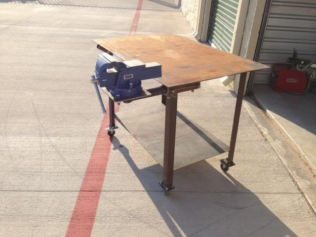Сварочный стол фотографии ... - Страница 2 - JeepForum.com