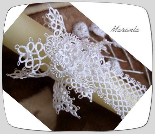 Best images about frivolite tatting on pinterest