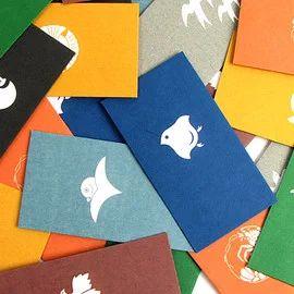 nanoca design - 動物紋シリーズぽち袋