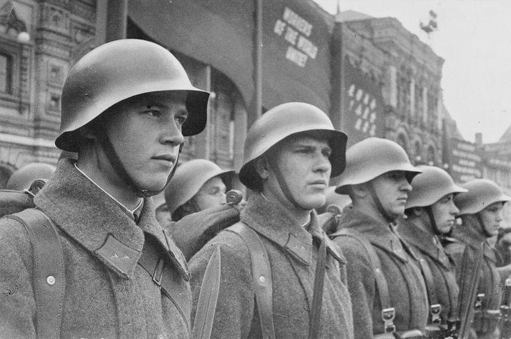 German Troops...