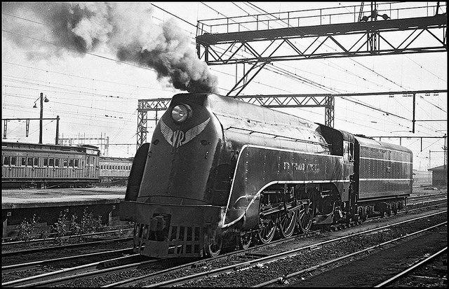 Victorian Railways 'S' class locomotive. | Flickr - Photo Sharing!