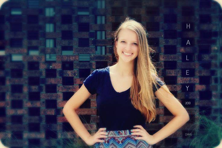 senior pic!
